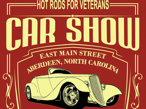 Hot Rods for Veterans Car Show