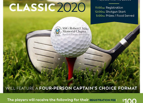3rd Annual Suicide Prevention Golf Classic 2020