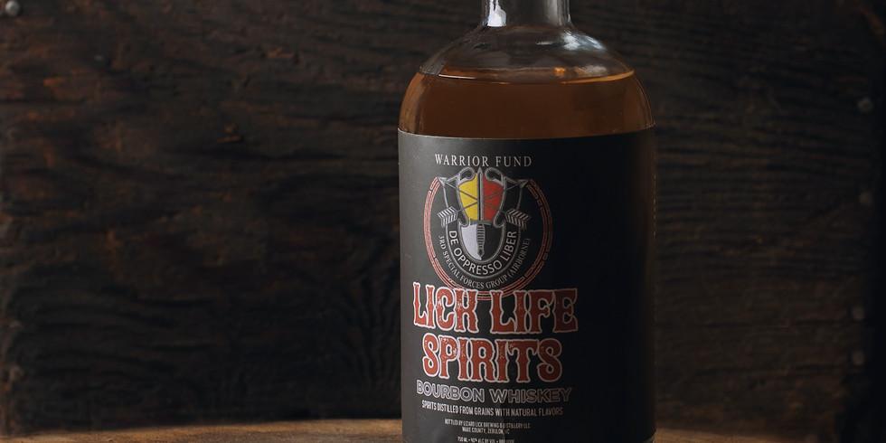 WF Bourbon Tasting