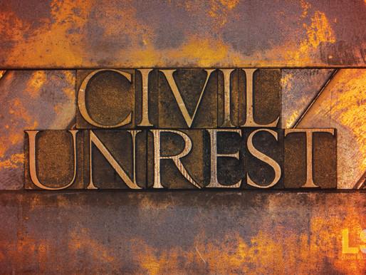 Civil Unrest Alert