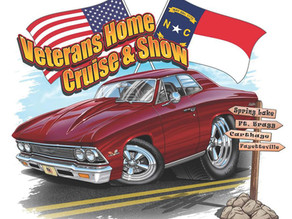 Hot Rods  for Veterans