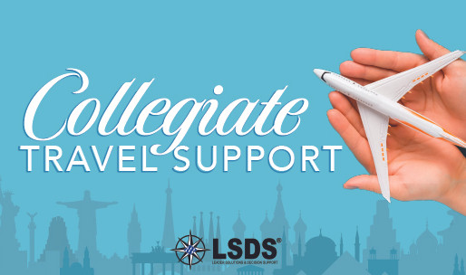 LSDS COLLEGIATE TRAVEL SUPPORT - WHY DOES IT MATTER?