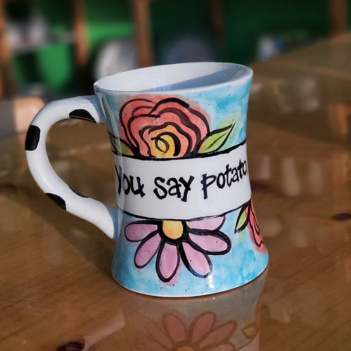 You Say Potato Coffee Mug
