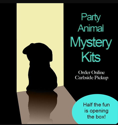 Party Animal Mystery Kit!