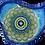 Thumbnail: Coloring Book Mandala Bird Plate