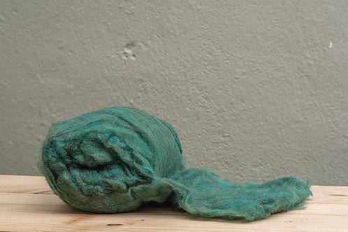Mantas de Lã Merino Cardada Tingimento Químico (base para pré felt) Outras cores
