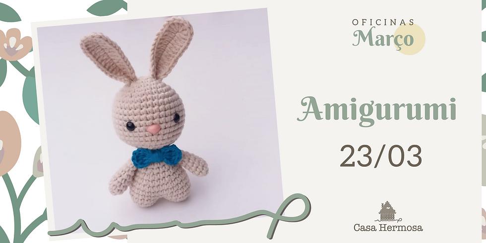 Amigurumi: Coelha