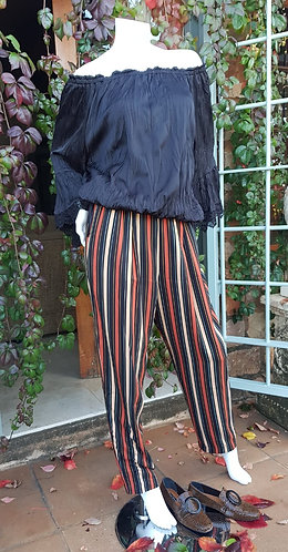 FABULOUS D RELAXED PULL ON PANT