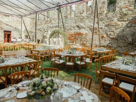 Elementos para tener una boda romántica