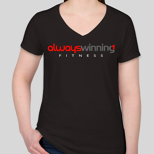 Always Winning Women's V Neck