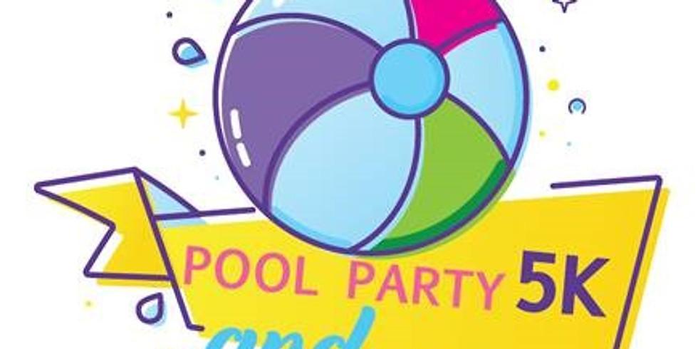 3rd Annual Pool Party 5K & Fun Run