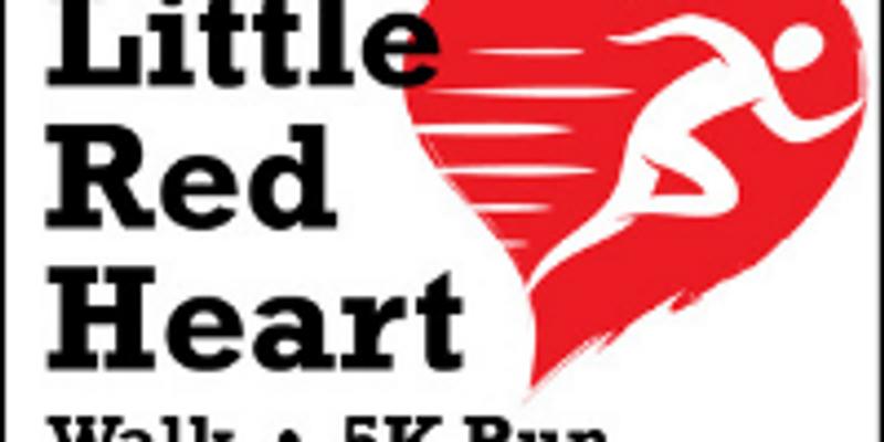 Little Red Heart Walk 5k Run