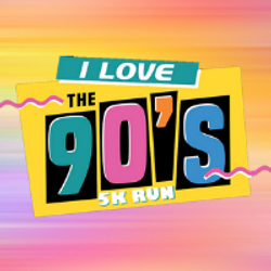 I love the 90s Run
