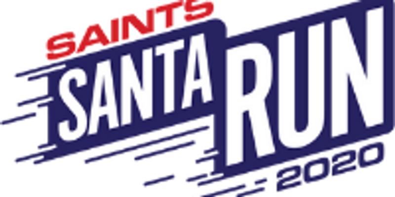 Saint's Virtual Santa Run