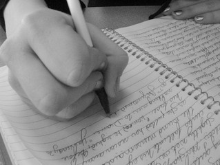 Release Your Voice Through Journal Therapy