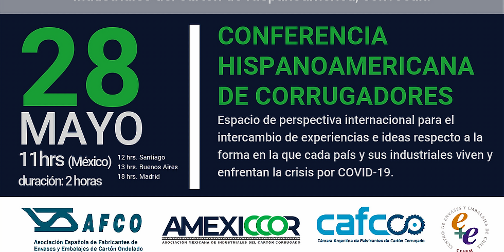Conferencia Hispanoamericana de Corrugadores