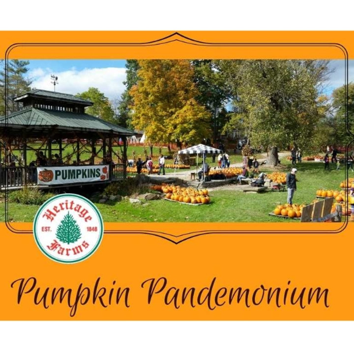 Pumpkin Pandemonium 2021 (September 25 – October 24)