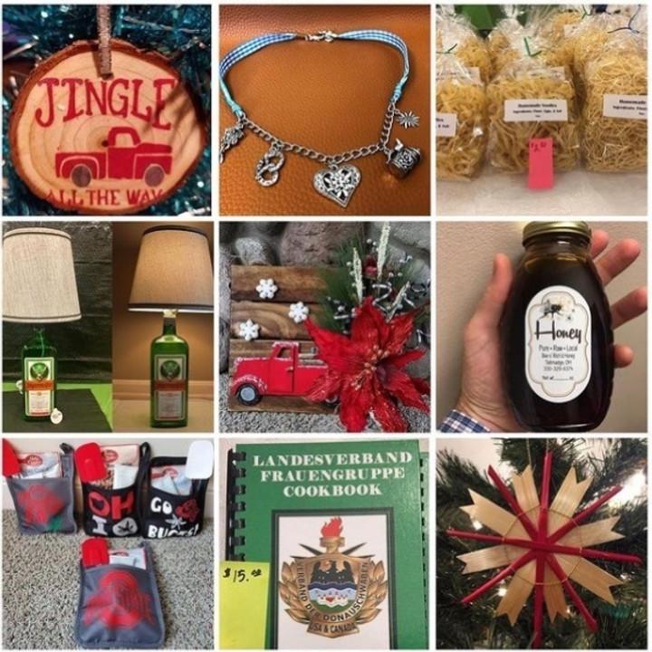 Christmas Bazaar (Craft Show)