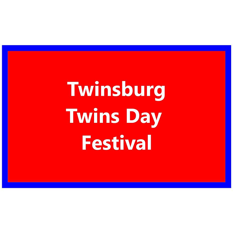 Twins Day Festival (8/6-8/8)