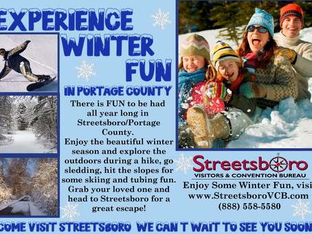 Winter Fun In Portage County