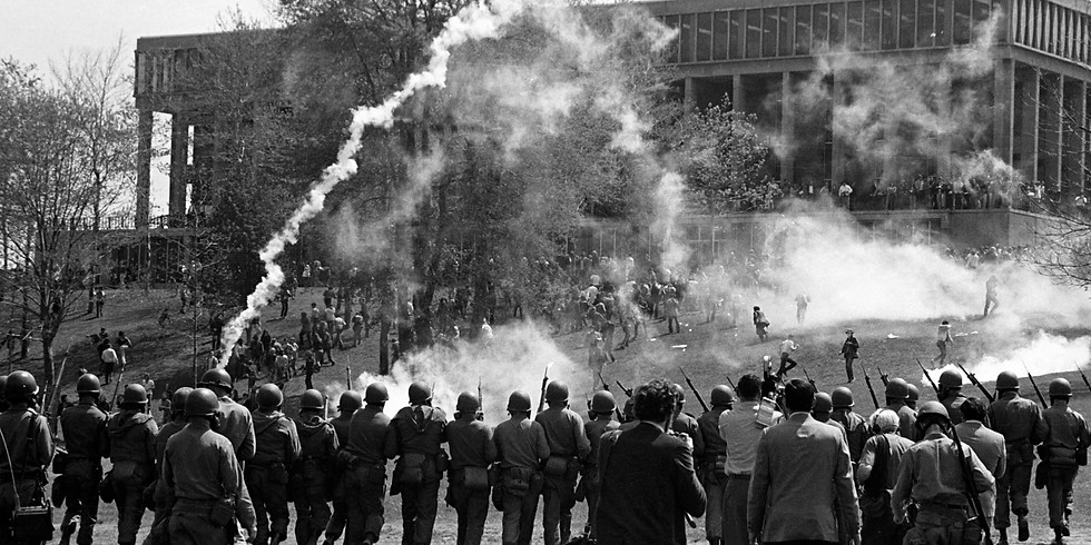 Kent State University 50th Anniversary May 4th Commemoration Event