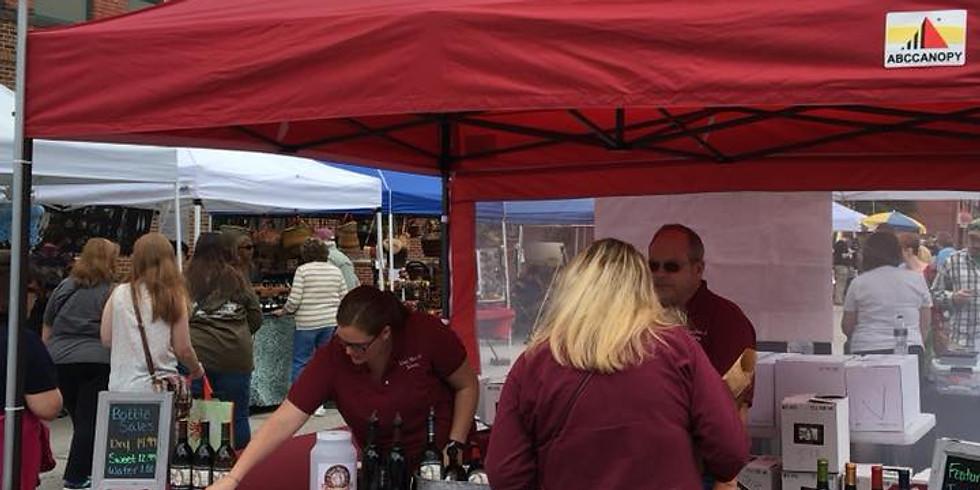 Main Street Kent – Art & Wine Festival