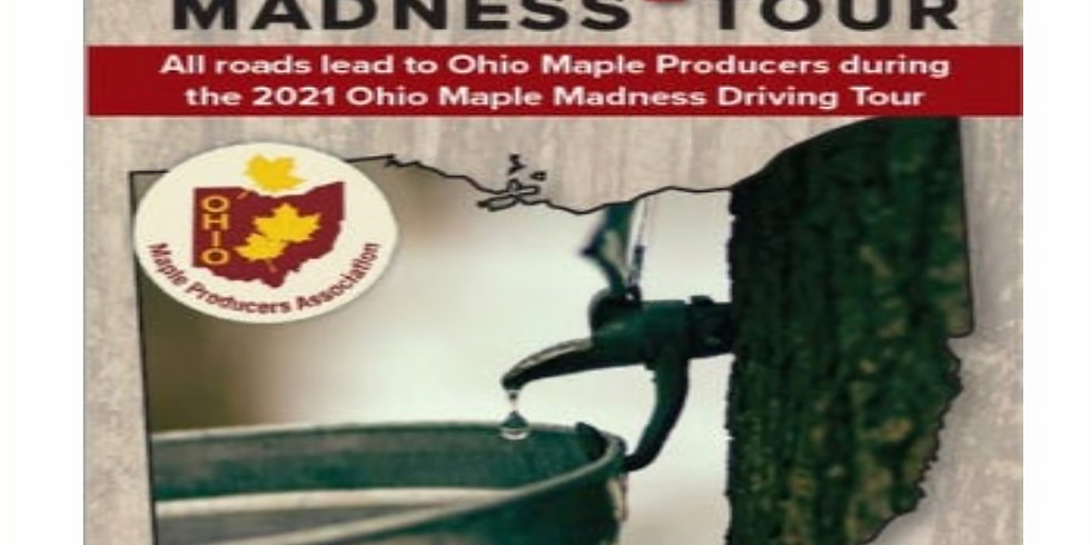 Maple Madness Driving Tour (3/13 & 3/14)