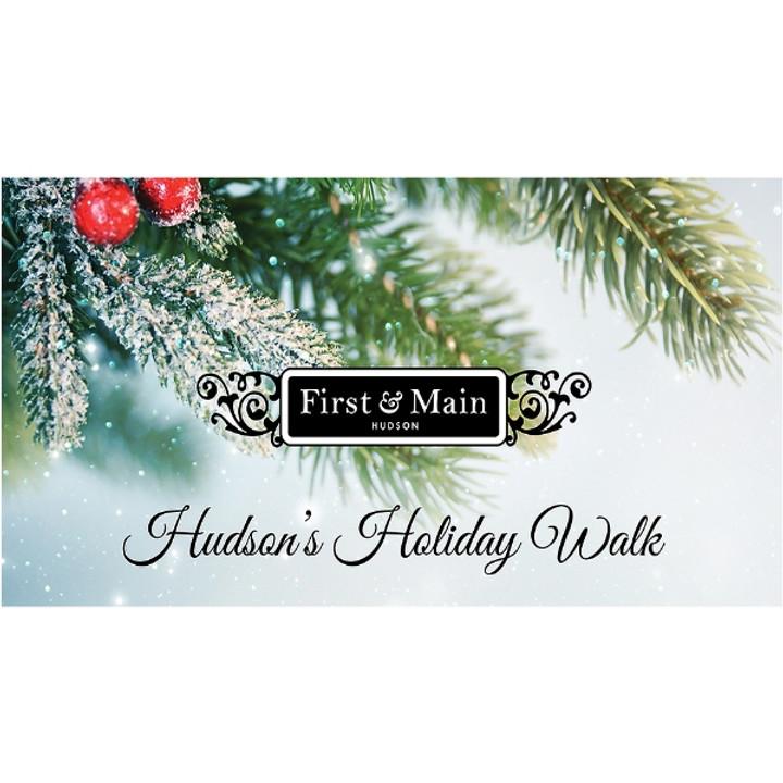 Hudson Holiday Walk