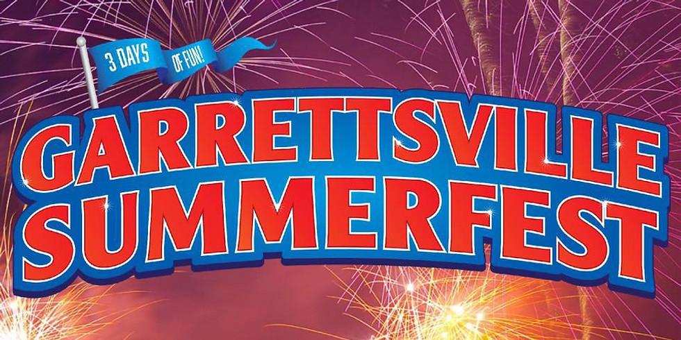 Garrettsville Summerfest (8/6-8/8)