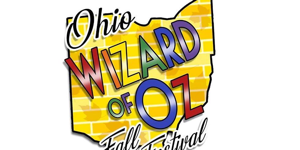 Ohio Wizard of Oz Festival (9/25-9/26)