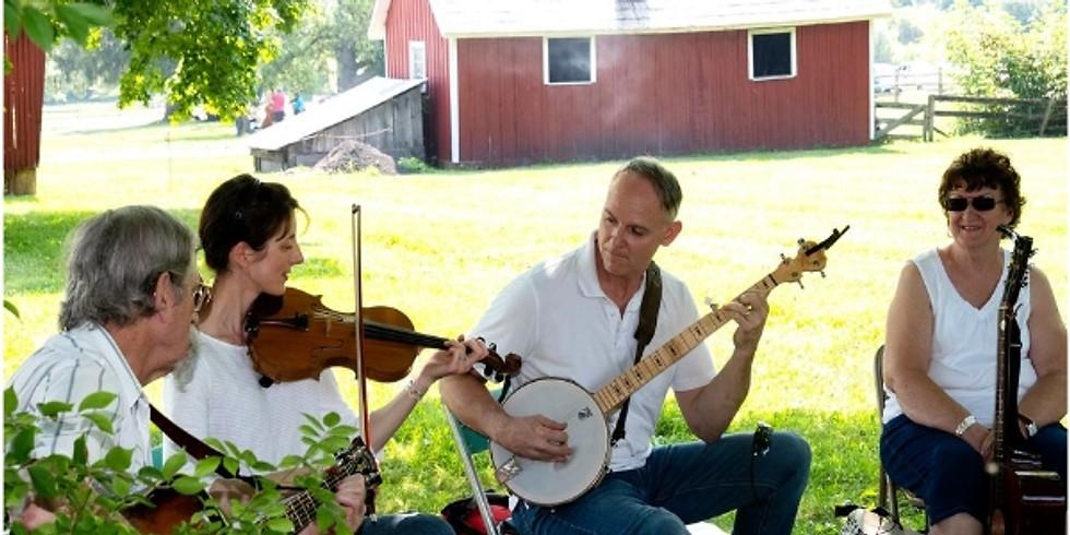 Music in the Valley Folk & Wine Festival