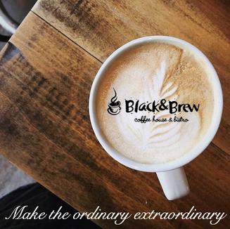 Black & Brew Campaign
