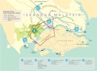 Iskandar Malaysia, (Part 1- Iskandar Development Region)