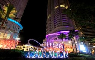 Gurney Paragon, Along Gurney Drive, Penang