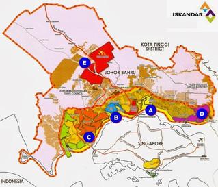 Iskandar Malaysia (Part 5 - The Southern Development Corridor)