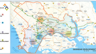 Iskandar Malaysia (Part 2 - Iskandar Development Region)