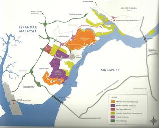 Iskandar Malaysia (Part 3 - The Southern Development Corridor, Formerly Iskandar Development Region)