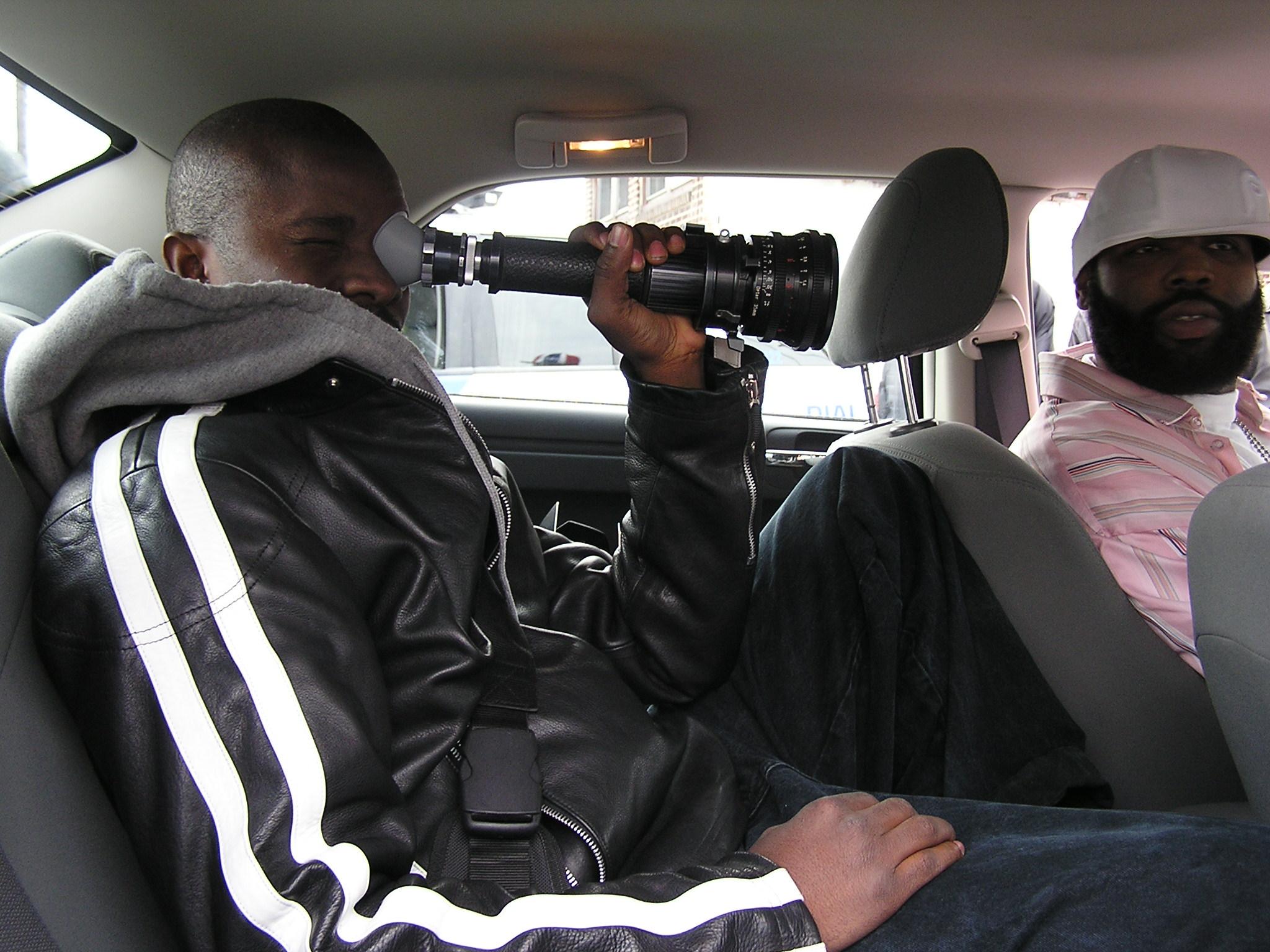 Kamaflaj music video