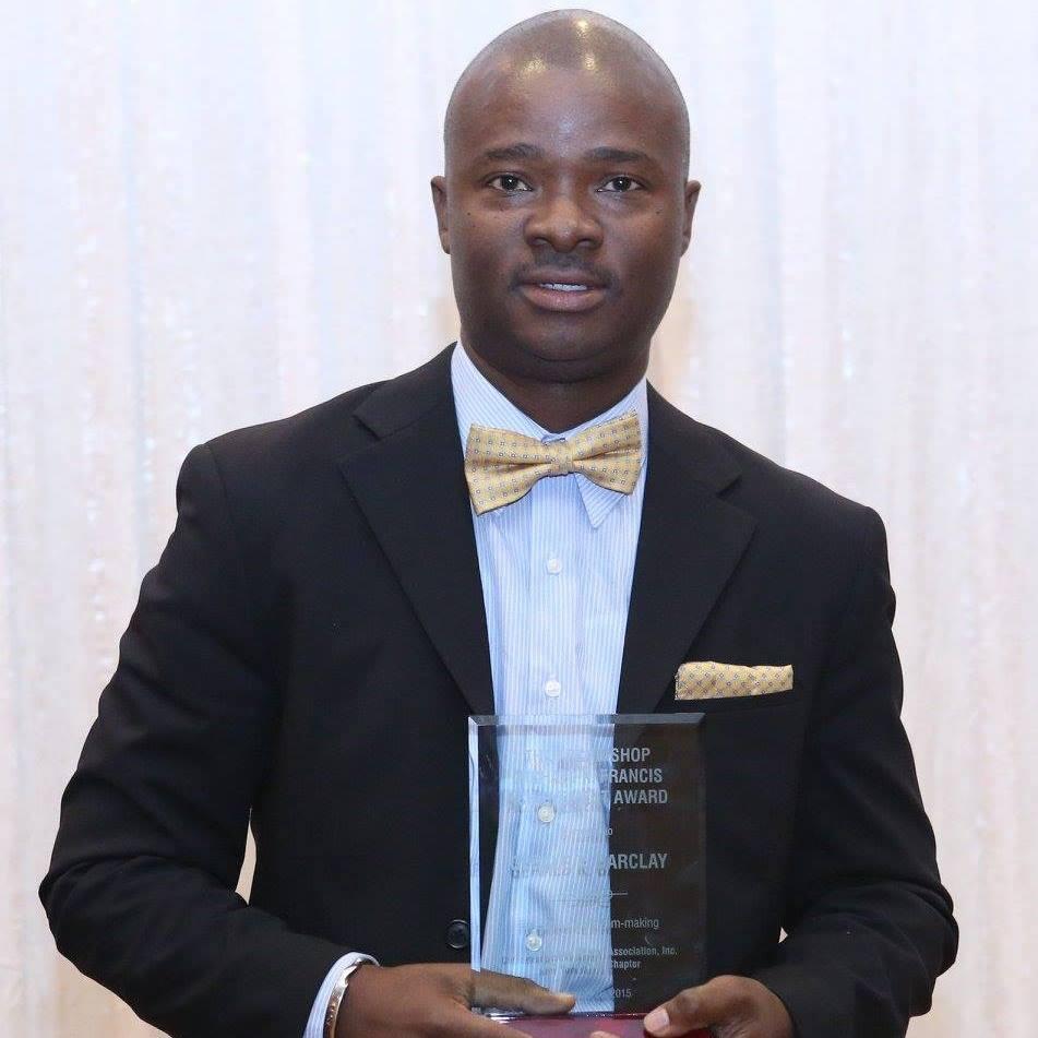 2015 Award Recepient