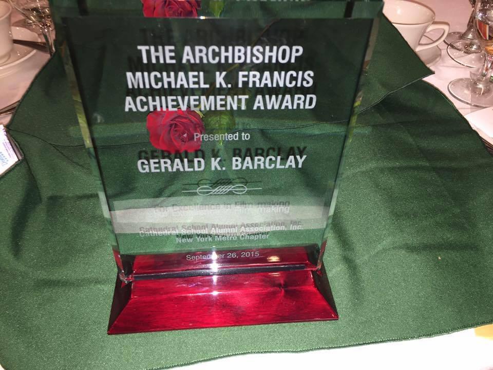2015 Award Reciepient