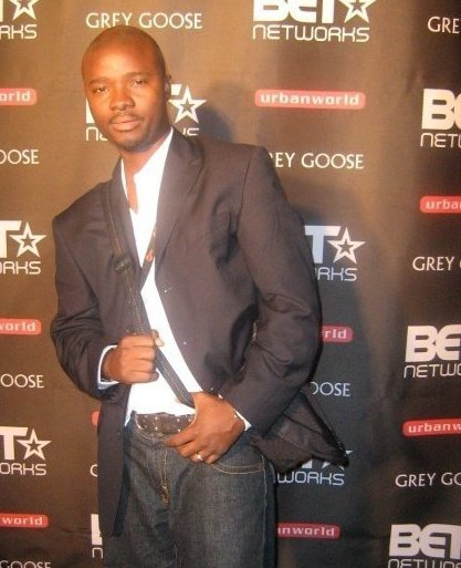 GB BET Red Carpet
