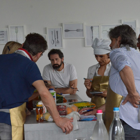 Team Building: Cooking