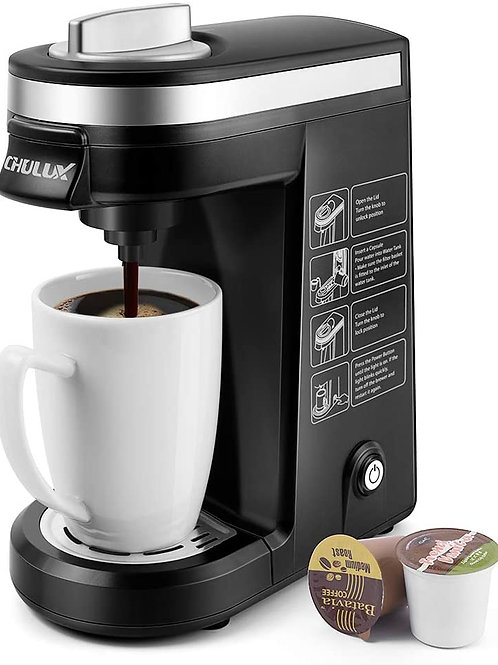 Single Serve Coffee Brewer for Single Cup