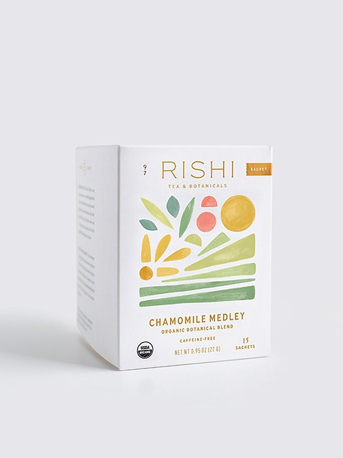 Rishi Tea Chamomile Medley