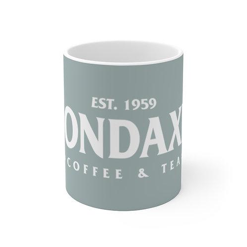 Ceramic Mug 11oz - Minty Green
