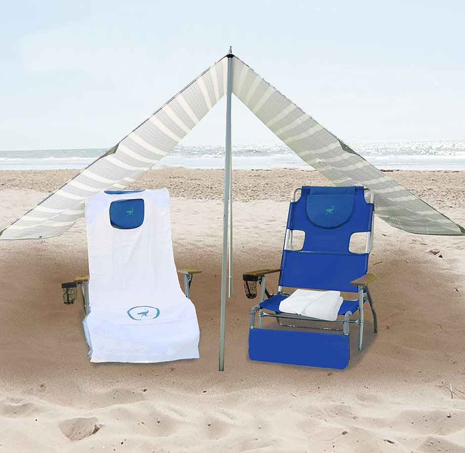 Home lifes a beach beach tent and 2 chairs nvjuhfo Gallery