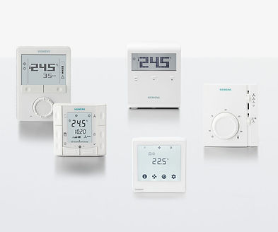 ROOM THERMOSTATS
