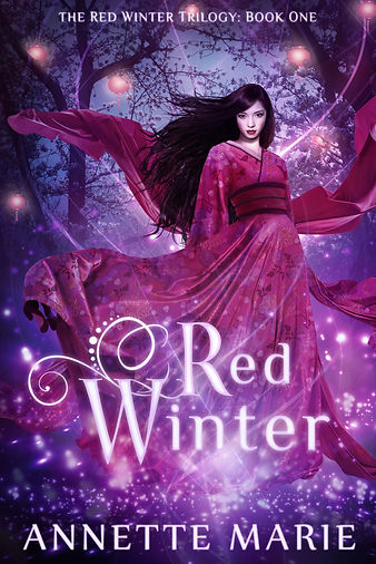 Red Winter (cover) - Annette Marie