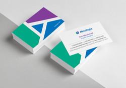 business card Metalogix