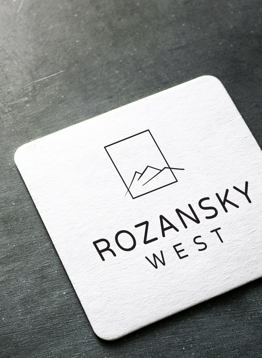 Rozansky West Logo